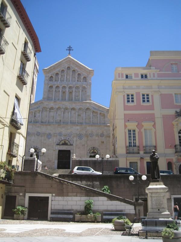 ''Piazza Carlo Alberto'' - Cagliari
