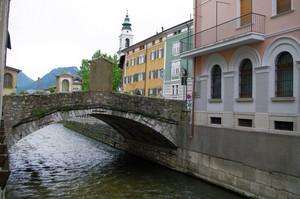 Ponte veneziano sul fiume Brenta