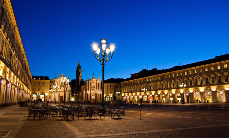 ''piazza s.carlo'' - Torino