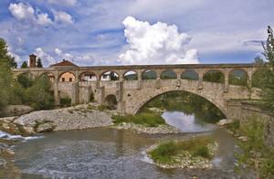 """ Ponte sul Tanaro"""