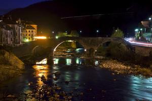 """"""" Il ponte di San Michele """""""