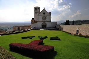 Assisi Piazza Superiore