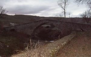 Il ponte dei desideri.