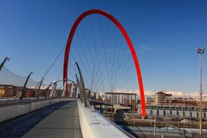Il Ponte pedonale del Lingotto