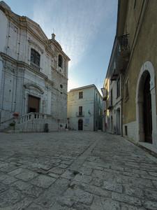 Piazza chiesa dell'Assunta