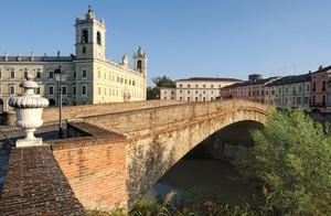Il ponte e la Reggia