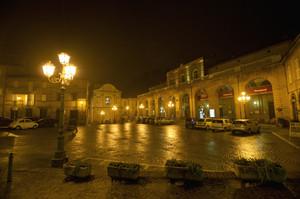 Piazza Risorgimento Amandola