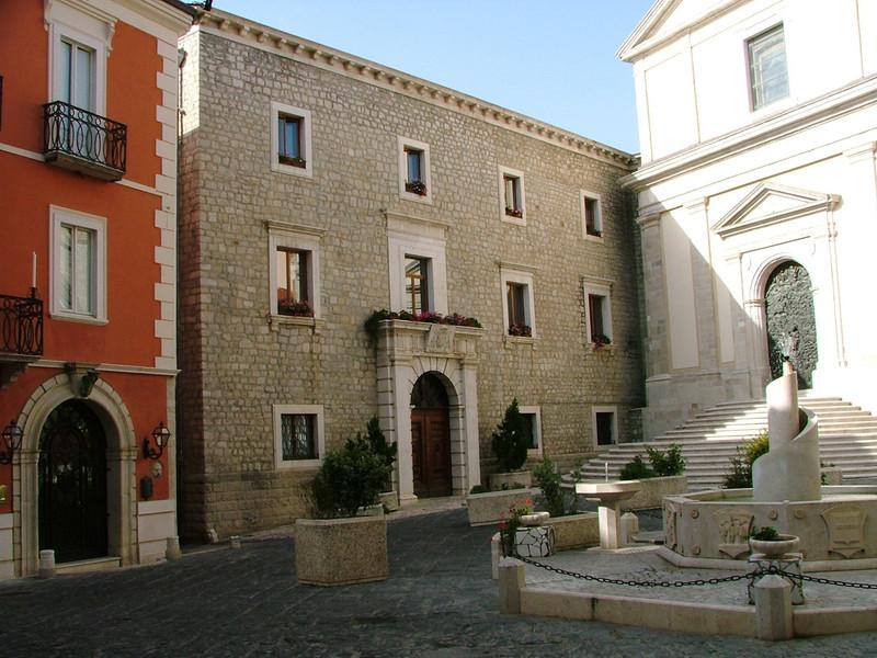 ''Largo Duomo'' - Potenza
