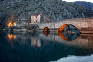 Ponte San Domenico – Villalago