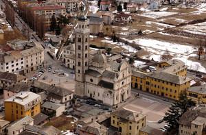 Piazza della Madonna di Tirano