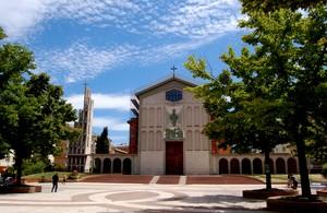 Cosenza: piazza Loreto