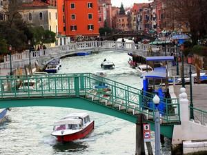 Ponti a Venezia…