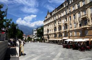 Piazza della Rena – Sandplatz