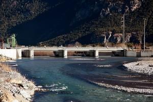 ponte sulla dora a Salbertrand