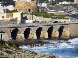 l'ultimo ponte d'italia