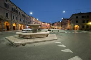 Piazza del Popolo – San Severino Marche -