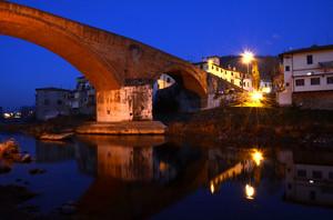 San Francesco e il ponte mediceo