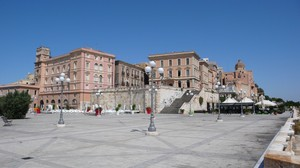 Piazza Bastione S. Caterina
