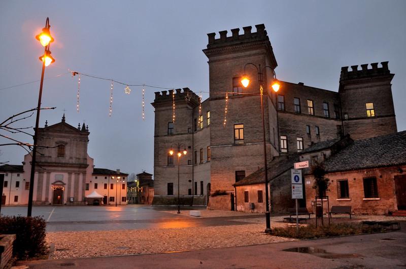 ''Piazza Santo Spirito'' - Mesola