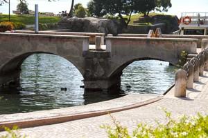 Il piccolo ponte!