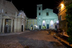 Piazza Strambi – Macerata -
