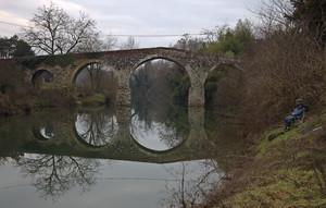 Il ponte e il pescatore
