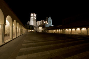 Piazza Minore – Assisi -