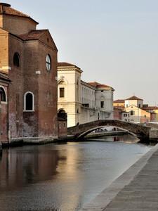 Un ponte di Chioggia