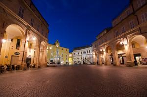 Piazza del Popolo – Fermo -