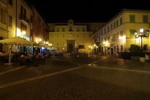 La piazza del Papa