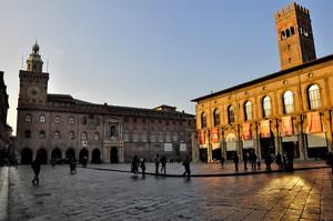 Piazza Maggiore – Bologna
