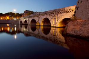 Ponte Tiberio – Rimini -