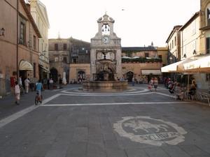 La Piazza del Comune