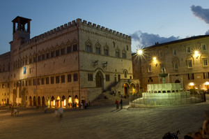 Piazza IV Novembre – Perugia -