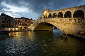 Ponte Rialto – Venezia -