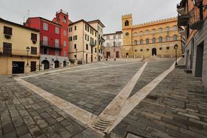 Piazza Fra Giovanni da Pian Di Carpine a Magione