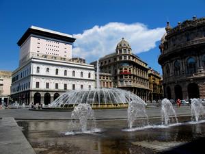 Il cuore di Genova