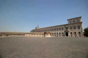 Piazza del Quirinale – Roma -
