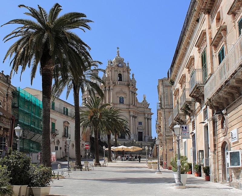 ''Piazza Duomo'' - Ragusa