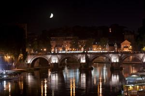 Ponte San'Angelo – Roma -