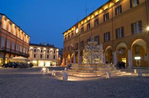 Piazza del Popolo – Cesena -