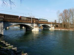 Passa il trenino sul Ticino!