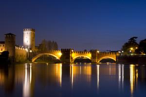 Ponte Scaligero – Verona -