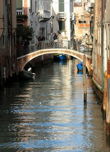 Un Ponte a Venezia…