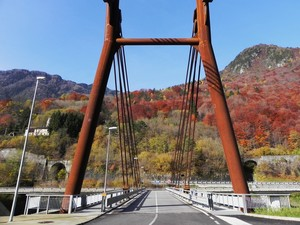 Pietratagliata – Ponte sul fiume Fella