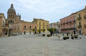 Comiso – Piazza Fonte Diana