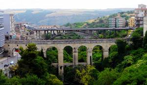 I ponti di Ragusa