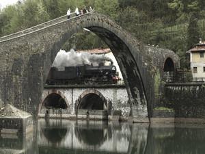 ponti e treni