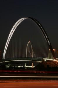Calatrava….il ponte centrale e il ponte sud