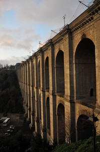 un ponte che pochi vedono da sotto